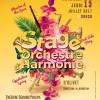 Concert du Stage d'Orchestre d'Harmonie d'Olivet 2017