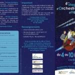 32. DépliantStage2010