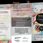 DépliantStage2014