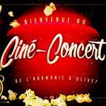 L'Harmonie d'Olivet fait son ciné-concert !