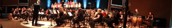 Dix ans d'Harmonie : morceaux choisis